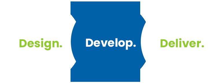 Design, Develop, Deliver